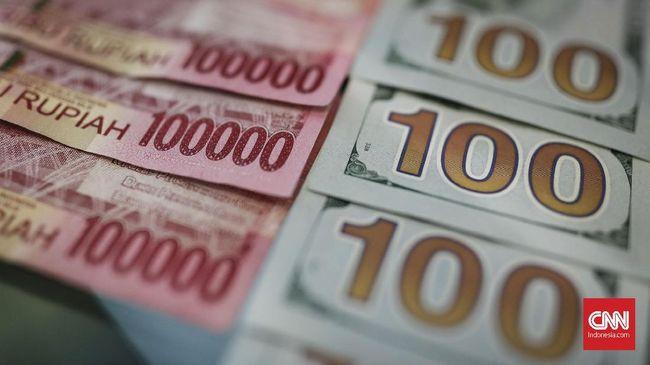 Sinyal The Fed Bikin Rupiah Perkasa ke Rp14.382 per Dolar