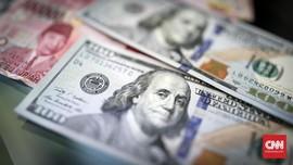 Rupiah Loyo Lagi Terimbas Anjloknya Bursa Saham Global