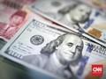 'Perdamaian' AS-China Bawa Rupiah Sentuh Rp14.239 per Dolar