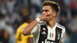 Dybala: Ronaldo Perbesar Peluang Juventus Raih Liga Champions