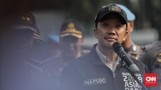 Dugaan Korupsi Dana Kemah, Menpora Bantah Ada Penyelewengan