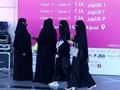 FOTO: Arab Saudi Gelar Bursa Kerja Khusus Perempuan