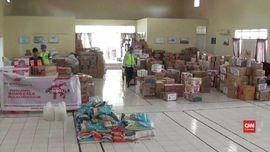 VIDEO: Hercules Angkut 75 Ton Bantuan ke Kota Palu