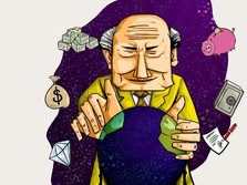 Ke Mana Saja Uang di Pasar Keuangan Ditempatkan?