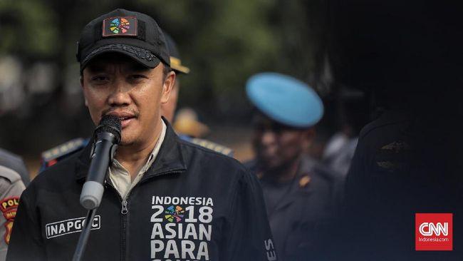 Menpora Optimistis Indonesia Jadi Tuan Rumah Olimpiade 2032