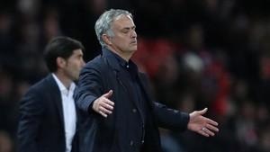 Mourinho Disebut Bisa Dipecat Sebelum Laga Melawan Juventus