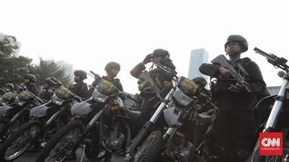 Ancaman Tinggi Jelang Pemilu 2019, Polisi Tanjungpinang Siaga