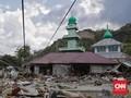 Pemerintah Alokasikan Rp4 T untuk Gempa Lombok dan Palu
