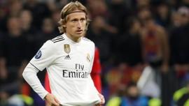 Usai Raih Ballon d'Or, Modric Berniat Pensiun di Madrid