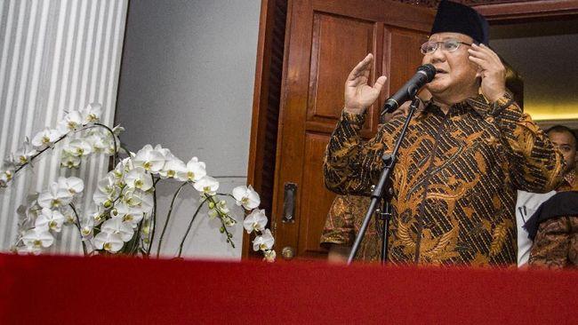 LSI: Hoaks Ratna Gerus Suara Kaum Terpelajar untuk Prabowo