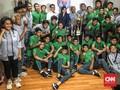 PSSI Berikan Les Bahasa Inggris untuk Timnas Indonesia U-16