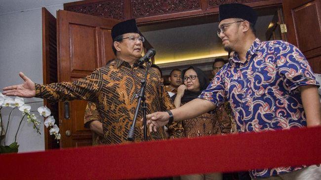 Selain Air dan Energi, Prabowo Sebut Krisis Pangan di 2045