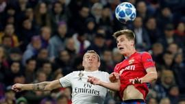 Statistik Mencengangkan di Fase Grup Liga Champions