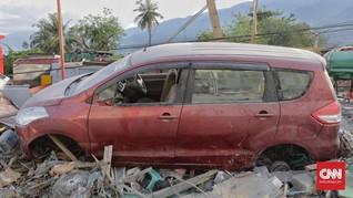 OJK: Korban Gempa Palu Boleh Restrukturisasi Kredit