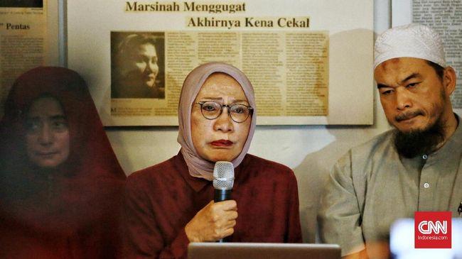 Netizen Nilai Ratna Sarumpaet Patut Dapat Piala Oscar