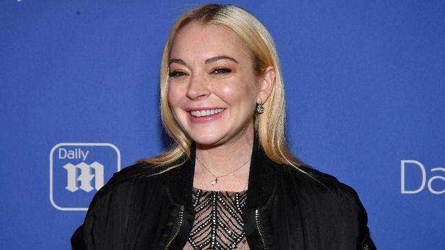 Lindsay Lohan Singgung Syarat Sekuel 'Mean Girls'