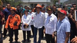 Jokowi Minta Rekonstruksi Wilayah Terdampak Gempa Dipercepat