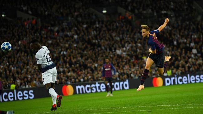 5 Fakta Jelang Barcelona vs Tottenham di Liga Champions
