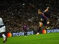 Barcelona Unggul 2-0 atas Tottenham di Babak Pertama
