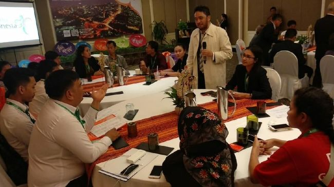 Kemenpar Tonjolkan Bandung untuk Tarik Turis Kamboja