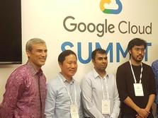 Setelah Amazon, Google Juga Incar Pasar Cloud Computing RI