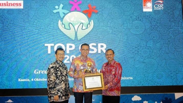 Bina Pengusaha Kecil di Bali, Bank Muamalat Raih Penghargaan