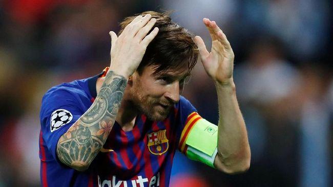Messi Nilai Tetap Sulit Mengalahkan Tottenham