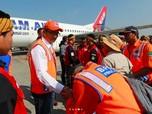 Ridwan Kamil Sewa Pesawat NAM Air Kirim Bantuan ke Palu