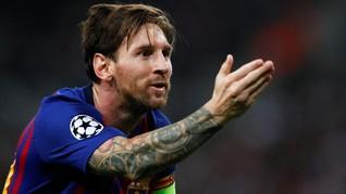 Messi Jadi Anggota Fan Klub Kontroversial Israel