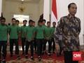 Sepak Bola Berbenah di Empat Tahun Jokowi, Tapi Tanpa Arah