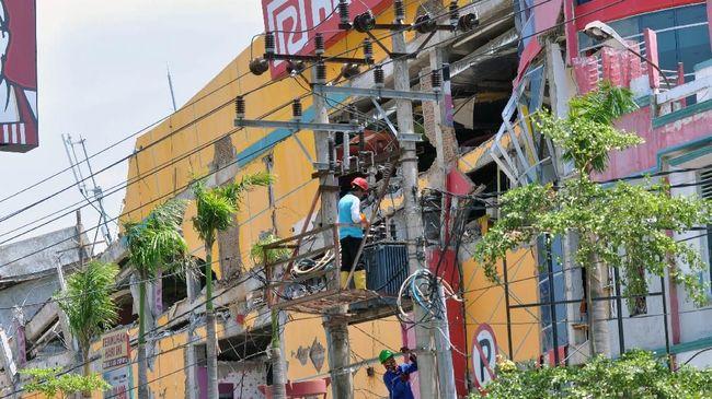 60 Persen BTS Sudah Aktif Pascagempa dan Tsunami Palu
