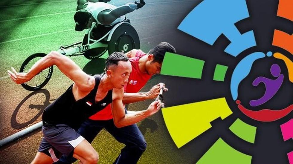 Gempita Asian Para Games 2018
