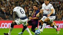 VIDEO: Pochettino Ungkap Kesulitan Tottenham Hentikan Messi