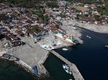 Waspada! Tsunami Raksasa Intai Pluit Jakarta & Wilayah Ini