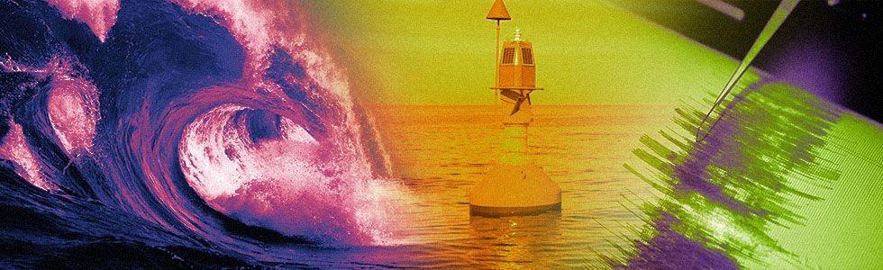 Teknologi 'Mengendus' Gempa dan Tsunami