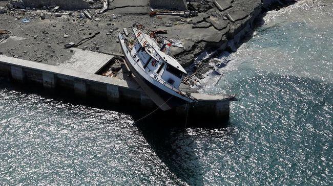 Tsunami 20 M Potensi Hantam Jawa, Ini Kata LIPI