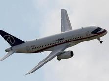 Pesawat Sukhoi Terbakar Saat Mendarat, 40 Orang Tewas!