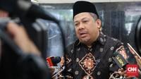 Fahri Usul Debat Capres Tanpa Podium dan Tak Ada Sontekan