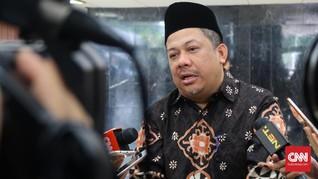 Fahri Kritik Rencana Pemerintah Pakai Dolar untuk Biaya Haji