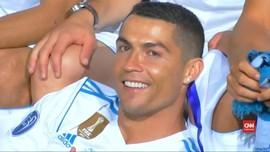 VIDEO: Ronaldo Bantah Perkosa Wanita di Amerika Serikat