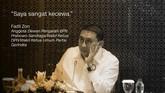 Fadli Zon, Anggota Dewan Pengarah BPN Prabowo-Sandiaga/Wakil Ketua DPR/Wakil Ketua Umum Partai Gerindra.