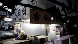 FOTO: Berakhirnya Kisah Pasar Tsukiji