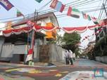 Sambut Asian Para Games 2018, Kampung Tomang Bersolek
