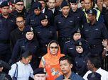 Istri Najib Razak Didakwa 17 Tindak Pidana Pencucian Uang