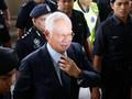 Mantan PM Malaysia Najib Duduk Hingga Tiga Jam Selama Sidang