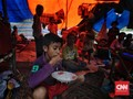 BNPB: Pengungsi Gempa Palu Mulai Berkurang Jadi 62 Ribu Orang