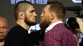 Presiden UFC Beri Isyarat Rematch Khabib vs McGregor