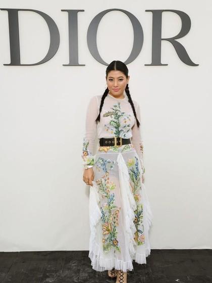 Dulu Atlet Badminton, Putri Raja Thailand Ini Eksis di Paris Fashion Week