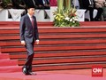 Jokowi Baca Puisi soal Laut di Bali
