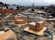 Gempa Palu, Klaim Asuransi Umum Mencapai Rp 680 M
